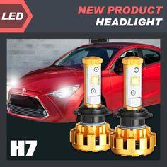 $48.76 (Buy here: https://alitems.com/g/1e8d114494ebda23ff8b16525dc3e8/?i=5&ulp=https%3A%2F%2Fwww.aliexpress.com%2Fitem%2FA-Pair-Auto-Led-Car-Headlight-H7-CREE-LED-chips-Fog-Light-Bulbs-Single-Beam-6000LM%2F32724700357.html ) A Pair Auto Led Car Headlight H7 CREE LED chips Fog Light Bulbs Single Beam 6000LM 60W 12V FOR AUDI FOR BMW FOR PORSCHE for just $48.76