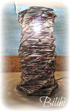 Glass Vase, Recycling, Crafty, Toys, Craft Ideas, Community, Decor, Ornaments, Paper Envelopes