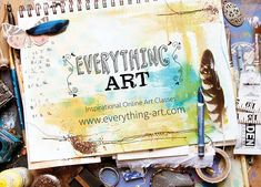 Everything Art - Inspirational online classes