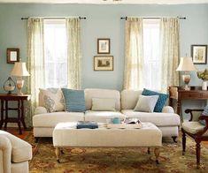 lovely room. love tall windows!!