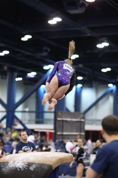 Kayla Kovacs 2012 Houston National gymnastics gymnast vault #KyFun