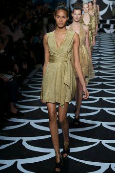 New York Fashion Week favorites Fall Winter 2014 - Parte 2  Diane Von Furstenberg New York Fall Winter