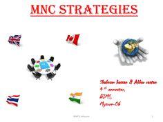 MNC culture by hassanshabnam via slideshare
