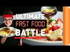 (3) Chef vs. Chef ULTIMATE FAST FOOD BATTLE - YouTube