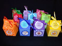bubble guppies party   Personalized BUBBLE GUPPIES Birthday Party Favor Boxes Supply. $25.00 ...