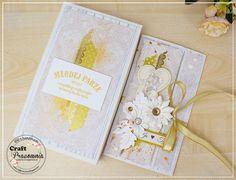 Craft Pracownia: kopertówka w pudełku