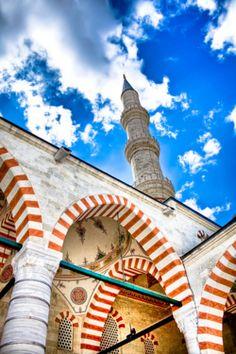thealchemyofhappiness:  Üç Şerefeli - Edirne, Turkey (4) (by Optic Optimacy)