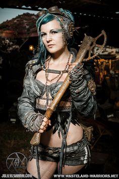 Post Apocalyptic Clothing, Post Apocalyptic Costume, Post Apocalyptic Fashion, Cyberpunk, Gaia, Mad Max Cosplay, Wasteland Warrior, Apocalypse World, Dystopia Rising