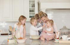 Кухня с детьми