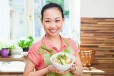 Pusťte se spolu s Žanetou Gi do smažené rýže, vietnamské speciality! Southern Prep, Potato Salad, Ethnic Recipes, Asia, Food, Recipes, Essen, Meals, Eten