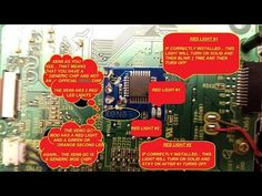 XEN8 GC Mod Chip Install Verification Check - Xeno GC  In this video I will show you how to verify your XEN8GC Mod chip.  This is not an install video but I do show my completed work.  This is for the generic or knockoff XENOGC mod chip.  Xen8 gc. Xeno gc.  If you only have 2 red LED lights this video will hep you verify.