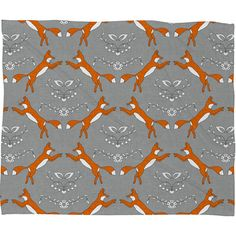 DENY Designs Home Accessories | Holli Zollinger Foxen Fleece Throw Blanket