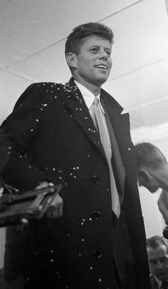 "jfk-and-jackie: ""Senator Kennedy, "" Greatest Presidents, American Presidents, Us Presidents, American History, Les Kennedy, Robert Kennedy, Jackie Kennedy, Young Jfk, Senator Kennedy"