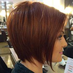 """""""Uma leitura mais desconectada para o chanel  Gostaram? #haircut #bobcut #cortedecabelo #cabelocurto"""""""