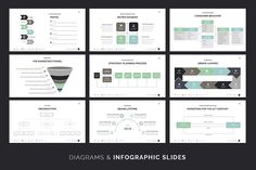 Complete Business Presentation by Zacomic Studios on @creativemarket