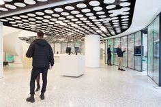 BNP Paribas Fortis flagship store by bump, Ghent – Belgium » Retail Design Blog