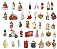 frecher Christbaumschmuck Weihnachten Christbaumkugeln Deko Figuren | eBay