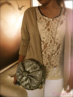 georgina fiel/flap/handbag/purse/fashion/rococo