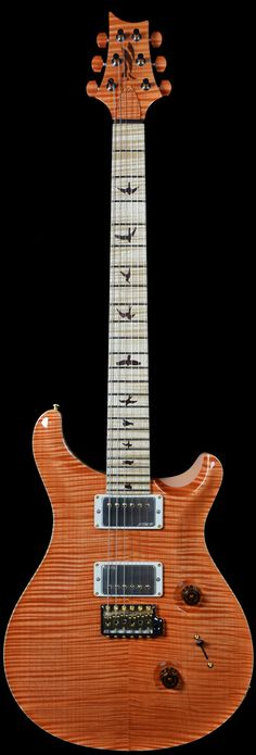 Wild West Guitars : PRS Private Stock #4077 Custom 24 Terracotta