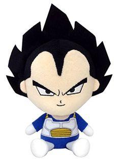 "BanDai DBZ Dragon Ball Kai Mini Plush Doll - 7"" Vegeta Plush Bandai http://www.amazon.com/dp/B00L4VJ10E/ref=cm_sw_r_pi_dp_g.Juvb1B6R25R"