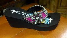 a4c4ea189a045d Gypsy Soule- Daisy Flip Flop  Gypsy Soule