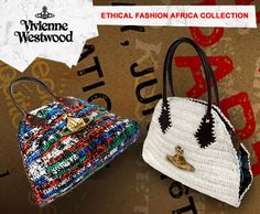 ETHICAL FASHION AFRICA COLLECTION & GLOBAL WARMING - Click - link to video