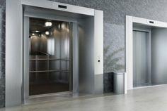Es el ascensor. ¡Qué bello!