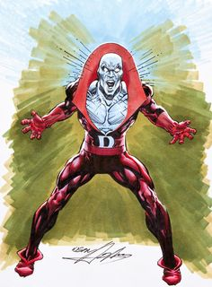 Deadman by Neal Adams *