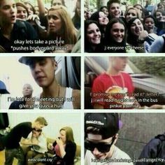 The relationship between Justin Bieber and Beliebers has been real since the very beginning.