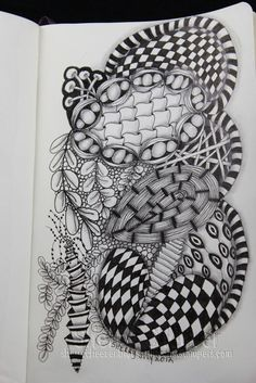 ZENTANGLE11 from Sherry Cheever