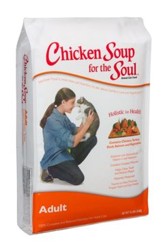 Mommy's Favorite Things: Chicken Soup for the Soul Pet Food Review & Giveaway