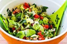 Fattoush (Lebanese) Recipe via @SparkPeople