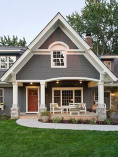 Traditional Exterior Design, Pictures, Remodel, Decor and Ideas - page 93