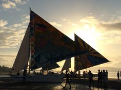 THE COLOURS OF PARAW REGATTA FESTIVAL – lakwatserongdoctor Bibliophile, Opera House, Colours, Building, Travel, Viajes, Buildings, Destinations, Traveling