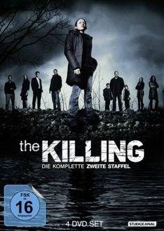 The Killing - Die komplette zweite Staffel 5/5 Sterne