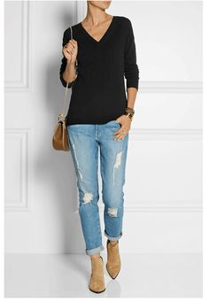 Fall 2014: Boyfriend jeans update