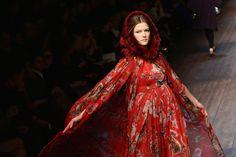 Dolce & Gabbana - Runway - Milan Fashion Week Womenswear Autumn/Winter 2014
