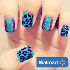 Leopard print nails cute nails pretty leopard nail art leopard nails by rosemary Gorgeous Nails, Love Nails, How To Do Nails, Pretty Nails, Fun Nails, Fabulous Nails, Sassy Nails, Amazing Nails, Spring Nail Art
