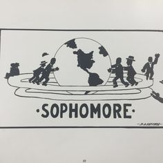 Sophomores Class of 1916-The TEL-BUCH Yearbook 1914