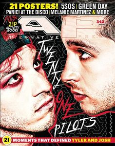Welcome TWENTY ONE PILOTS back to AP's cover! In a BRAND NEW INTERVIEW, they talk about the most inspiring moments with their fans, where they're at with new music and the next steps in their world do