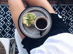 There's nothing above avo toast and coffee, like. Avocado Toast, Cravings, Coffee, Healthy, Food, Kaffee, Essen, Cup Of Coffee, Meals