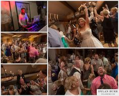 colorado wedding photographer vista at applewood reception