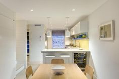 House Tour: An Artist Transforms A New York City Kitchen From Boring To Bright