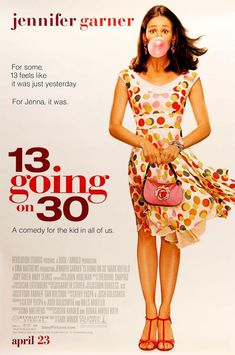13 Going on 30 (2004) Original One-Sheet Movie Poster