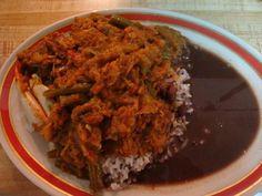 Haitian food....OMG