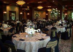 The Woodlands Country Club ~ The Woodlands, Texas #wedding #venue #reception