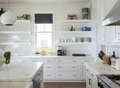 White Kitchens - Dream Kitchens - Artful Society