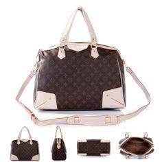 bc52773feb52 Loui Vuitton Monogram Canvas Women Handbag Retiro GM M40324 - 47