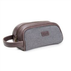 INMO's toiletry bag is perfect to carry all your essentials. Don't miss out on the special prices at www.inmoleatherbags.com    leather pouch for men dopp kit, leather accessories for men dopp kit, mens leather hanging toiletry bag, leather cosmetic bag handmade, leather makeup bag brown.   #INMO #ToiletryBag #DoppKit #LeatherDoppKit #ToiletriesBag #CosmeticBag Leather Makeup Bag, Leather Pouch, Leather Men, Passport Holders, Dopp Kit, Travel Toiletries, Toiletry Bag, Leather Accessories, Duffel Bag