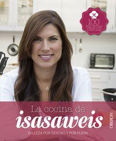 «La cocina de isasaweis», la bloguera que se ha ganado el corazón de cientos de miles de seguidores, llega en este libro con sus 100 #recetas favoritas.  ¡Porque si quieres estar bella también hay que cuidarse desde dentro!  http://oberonlibros.com/libro.php?id=3607512
